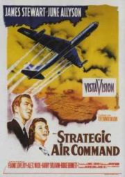 STRATEGIC AIR COMMAND – COMANDOS DO AR – 1955
