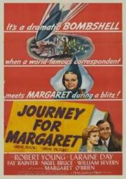 JOURNEY FOR MARGARET – SUBLIME ALVORADA – 1942