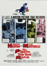 THE PIGEON THAT TOOK ROME – O POMBO QUE CONQUISTOU ROMA – 1962