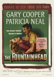 THE FOUNTAINHEAD – VONTADE INDÔMITA – 1949