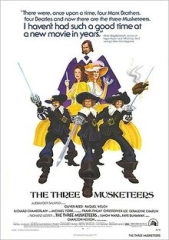 THE THREE MUSKETEERS – OS TRÊS MOSQUETEIROS – 1973