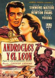 ANDROCLES AND THE LION – ANDROCLES E O LEÃO – 1952