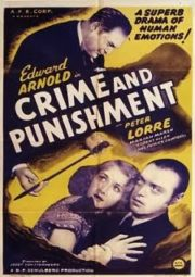 CRIME AND PUNISHMENT – CRIME E CASTIGO – 1935