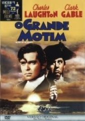 MUTINY ON THE BOUNTY – O GRANDE MOTIM – 1935