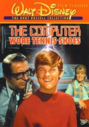 THE COMPUTER WORE TENNIS SHOES – O COMPUTADOR DE TÊNIS – 1969