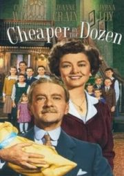 CHEAPER BY THE DOZEN – PAPAI BATUTA – 1950