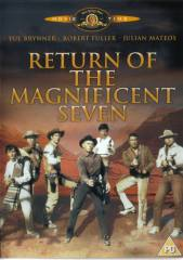 RETURN THE MAGNIFICENT SEVEN – SETE HOMENS E UM DESTINO 2 – 1966