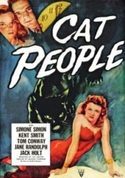 CAT PEOPLE – SANGUE DE PANTERA – 1942