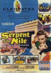 SERPENT OF THE NILE – A SERPENTE DO NILO – 1953