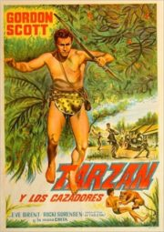 TARZAN AND THE TRAPPERS – TARZAN E OS CAÇADORES – 1958