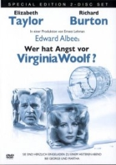 WHO'S AFRAID OF VIRGINIA WOOLF – QUEM TEM MEDO DE VIRGINIA WOOLF – 1966