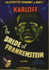 THE BRIDE OF FRANKENSTEIN – A NOIVA DE FRANKENSTEIN – 1935