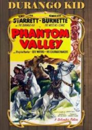 PHANTOM VALLEY – DURANGO KID E O VALE DOS FANTASMAS – 1948