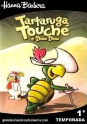 TOUCHÉ TURTLE AND DUM DUM – TARTARUGA TOUCHÉ E DUM DUM – 1° TEMPORADA – 1962