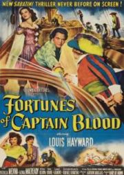 FORTUNES OF CAPTAIN BLOOD – AS AVENTURAS DO CAPITÃO BLOOD – 1950