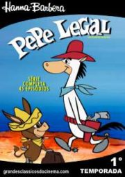 QUICK DRAW MCGRAW – PEPE LEGAL – 1° TEMPORADA – 1959 A 1960
