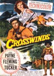 CROSSWINDS – O OURO DOS PIRATAS – 1951