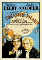 TREASURE ISLAND – A ILHA DO TESOURO – DUBLADO – 1934