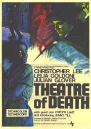 THEATRE OF DEATH BLOOD FIEND – O TEATRO DOS HORRORES – 1967