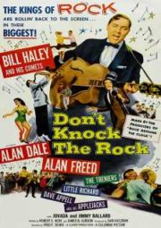 DON'T KNOCK THE ROCK – RÍTMO ALUCINANTE – DUBLADO – 1956