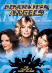CHARLIE ANGELS – AS PANTERAS – 1° TEMPORADA – 1976 A 1977