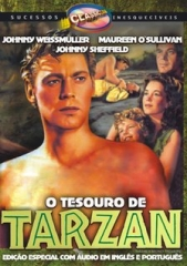 TARZAN AND THE LEOPARD WOMAN – TARZAN E A MULHER LEOPARDO – 1946