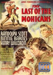 THE LAST OF MOHICANS – O ÚLTIMO DOS MOICANOS – 1936