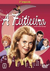 BEWITCHED – A FEITICEIRA – 3° TEMPORADA – 1966 A 1967