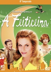 BEWITCHED – A FEITICEIRA – 6° TEMPORADA – 1969 A 1970