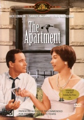 THE APARTMENT – SE MEU APARTAMENTO FALASSE – 1960