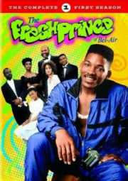 THE FRESH PRINCE OF BEL-AIR – UM MALUCO NO PEDAÇO – 1° TEMPORADA – 1990 A 1991