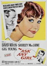 ASK ANY GIRL – ELAS QUEREM É CASAR – 1959
