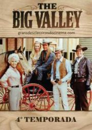 THE BIG VALLEY – 4° TEMPORADA – 1968 A 1969