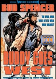 BUDDY GOES WEST – BUDDY NO VELHO OESTE – 1981