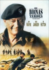 THE GREEN BERETS – OS BOINAS VERDES – 1968