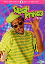 THE FRESH PRINCE OF BEL-AIR – UM MALUCO NO PEDAÇO – 3° TEMPORADA – 1992 A 1993