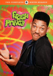 THE FRESH PRINCE OF BEL-AIR – UM MALUCO NO PEDAÇO – 6° TEMPORADA – 1996 A 1997