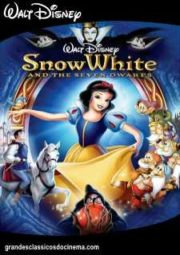 SNOW WHITE AND THE SEVEN DWARFS – BRANCA DE NEVE E OS SETE ANÕES – 1937