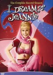 I DREAM OF JEANNIE – JEANNIE É UM GÊNIO – 2° TEMPORADA – 1966 A 1967