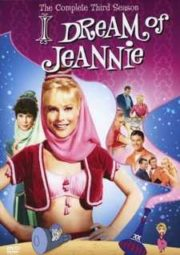 I DREAM OF JEANNIE – JEANNIE É UM GÊNIO – 3° TEMPORADA – 1967 A 1968