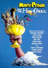 MONTY PYTHON AND THE HOLY GRAIL – MONTY PYTHON E O CÁLICE SAGRADO – 1975