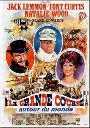THE GREAT RACE – A CORRIDA DO SÉCULO –  1965