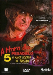A NIGHTMARE ON ELM STREET 5 – A HORA DO PESADELO 5 – 1989