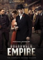 BOARDWALK EMPIRE – IMPÉRIO DO CRIME – 2° TEMPORADA – 2011