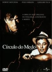 CAPE FEAR – CÍRCULO DO MEDO – CABO DO MEDO – 1962