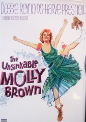 THE UNSINKABLE MOLLY BROWN – A INCONQUISTÁVEL MOLLY BROWN – 1964