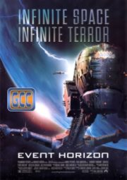 EVENT HORIZON – O ENIGMA DO HORIZONTE – 1997