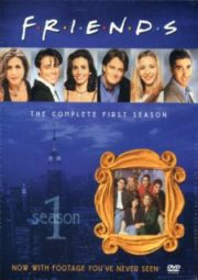 FRIENDS – FRIENDS – 1° TEMPORADA – 1994 A 1995