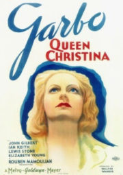 QUEEN CHRISTINA – RAINHA CRISTINA – 1933