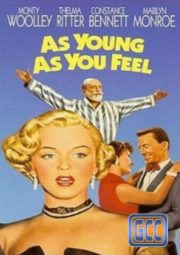 AS YOUNG AS YOU FEEL – SEMPRE JOVEM – 1951
